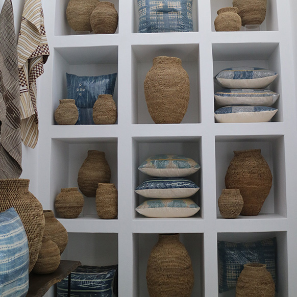 Wall & Table Baskets